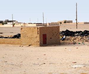 القبائل النازحة بحفر الباطن عين تبكي ولسان يلهج بالدعاء جريدة الوطن السعودية