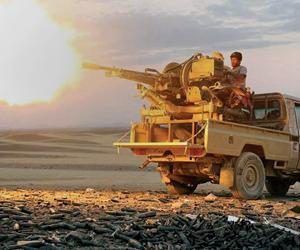 مقتل مسؤول حشد الميليشيات بجبهة الملاحيط و12 حوثيا