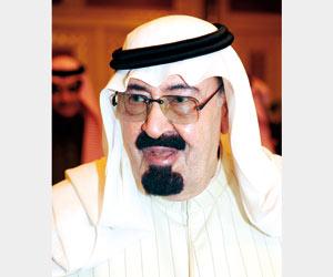خادم الحرمين يدعو الرئيس المصري لزيارة المملكة الأ