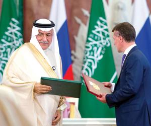 توقيع حزمة من الاتفاقيات السعودية الروسية - جريدة الوطن
