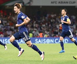 اليابان إلى نهائي كأس آسيا