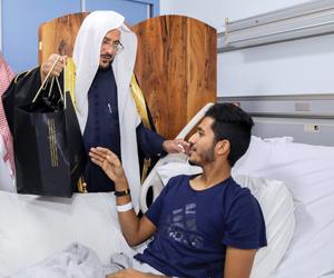 توظيف أبناء شهداء الواجب والمصابين بوزارة الشؤون ا