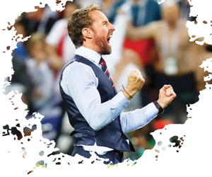 ساوثجيت يعيد صياغة تاريخ الكرة الإنجليزية