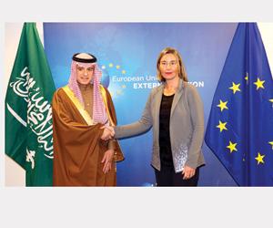 الجبير يبحث مع سفراء دول التحالف دعم الشرعية باليم