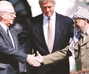 25 عاما على اتفاق أوسلو