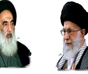 معهد أميركي: خلافات عميقة  بين خامنئي والسيستاني