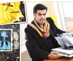 هولندي ينشئ معرضا لفنانين سعوديين