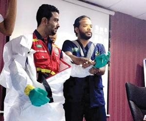 79 ألف إصابة واجهتها مستشفيات جازان باحترافية