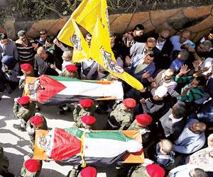 رصاص الاحتلال يطارد الفلسطينيين