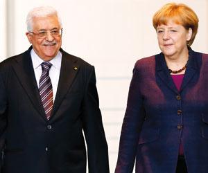فلسطين: لن نقبل بوجود عسكري إسرائيلي على أرضنا