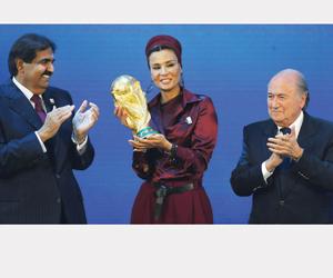 3.8 مليارات مدفوعات قطر السرية لاستضافة المونديال