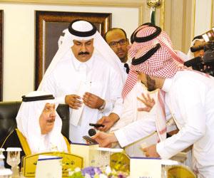 فهد بن عبدالله: أنجزنا 30% من مطار جدة