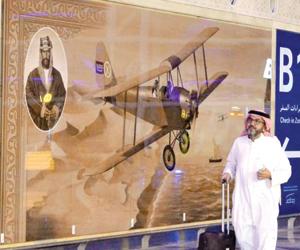 400 طائرة ترفع عدد المسافرين في المملكة إلى 200 مل