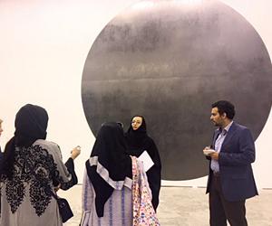 6 سعوديات يكسرن الحاجز الثقافي بمعرض جماعي معاصر