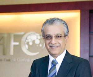 الاتحاد السعودي يدعم  آل خليفة