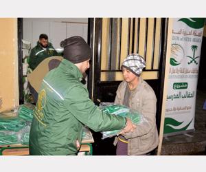 نائب حاكم دبي يكرّم مركز الملك سلمان للإغاثة