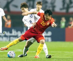 كوريا والصين يصارعان غموض منافسيهما