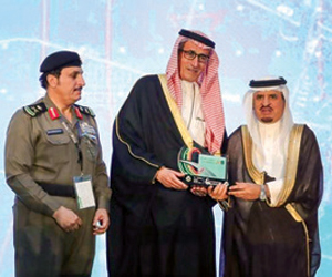 بنك الرياض يرعى مؤتمر السلامة المرورية