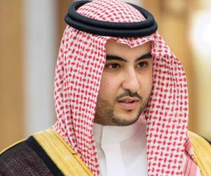 خالد بن سلمان: مستمرون في دعم الشرعية وإعادة إعمار