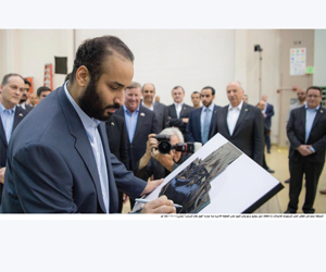 المملكة تطلق القمر السعودي للاتصالات SGS-1