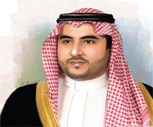 خالد بن سلمان: إيران خطر على المجتمع الدولي برمته