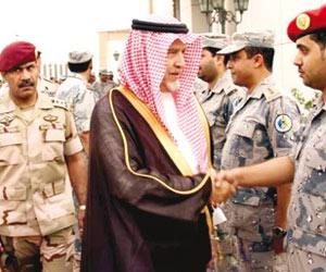 نائب وزير الدفاع: خادم الحرمين حريص على الارتقاء ب