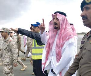 التصدي لطائرة بدون طيار حاولت استهداف مطار أبها