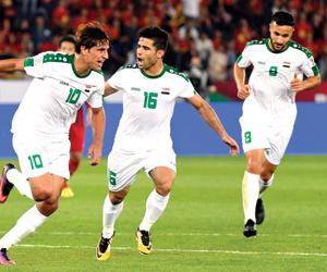مدرب العراق: تعرفت على قدرات اللاعبين
