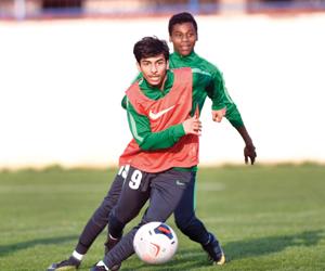 منتخب تحت 16 سنة يواجه أذربيجان