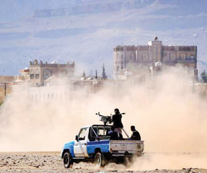 ميليشيات الحوثي تمنع وفد الشرعية من مغادرة الحديدة