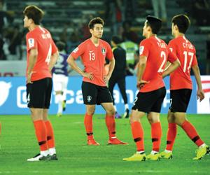 الشمشون الكوري يفشل في بلوغ نصف النهائي