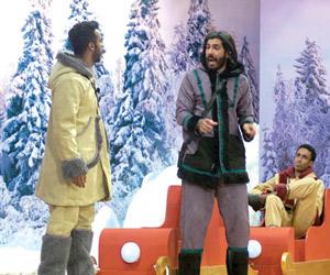 مسرح السعودية تجربة شبابية استقطبت 50 موهوبا