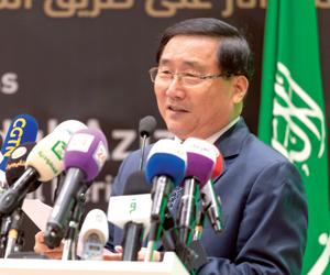 السفير الصيني: معرضنا يثبت تاريخية تبادلنا الثقافي