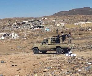 قوات الشرعية تتوغل في صعدة وتحاصر معقل الحوثيين بم