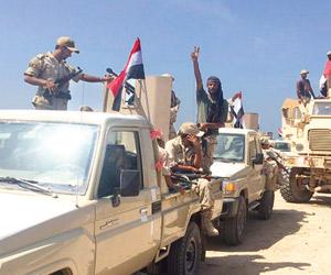 الشرعية تطهر التحيتا من الحوثيين  وتبدأ في إزالة ا