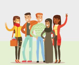 حب السعودية يعرض تجارب شبابية من 4 قارات