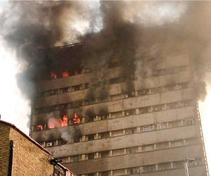 شبهات الفساد تلاحق المتورطين في حريق طهران