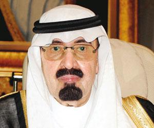 رئيس وزراء البحرين: جهود خادم الحرمين في دعم القضا