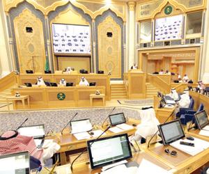 الشورى يناقش تقريري الشؤون الأمنية وديوان المراقبة