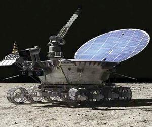 03e235d7c تصميم روفر سداسي الدواليب للسير على القمر
