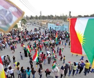 بغداد تتعهد بتجاهل استفتاء كردستان وإردوغان يتهم ب