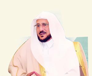 آل الشيخ: 2803 معتمرين ببرنامج ضيوف خادم الحرمين ل