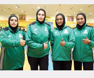 البطولة العربية تصقل مواهب أخضر البولينج للسيدات