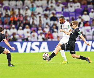 مواجهة عربية تشعل مونديال الأندية