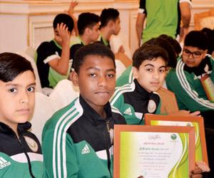 شرفيو السلام يدعمون النادي بـ505 آلاف
