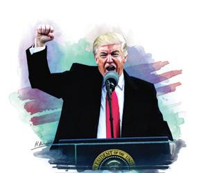 %88 يؤيدون إستراتيجية أميركا تجاه إيران