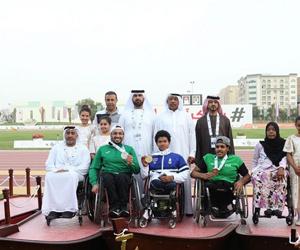 6 ميداليات سعودية في دورة الألعاب العالمية لذوي ال
