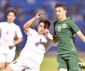 منتخب الشباب يغازل الآسيوية بفرصتين