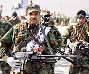 خطة لتفكيك الحشد الشعبي بعد التدخل في إيران