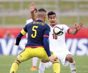 عفيف أول قطري في الدوري الإسباني